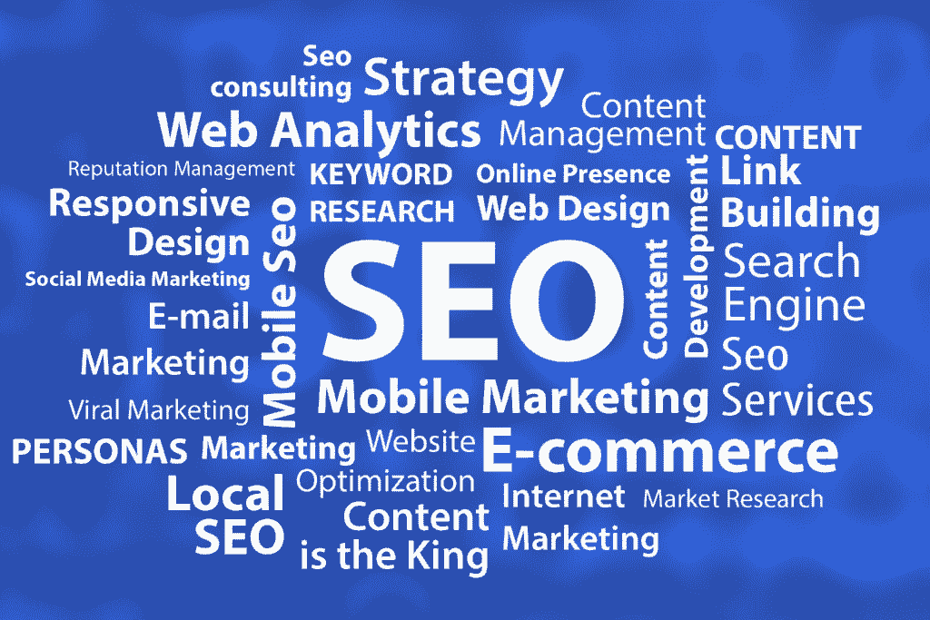 SEO-Search Engine Optimization